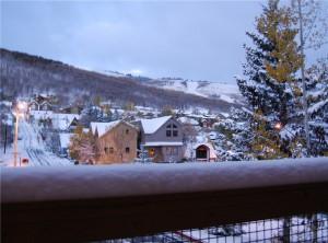 Park City Utah Snowfall - Image